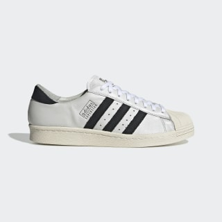 Tenis Superstar 80s Cloud White / Core Black / Off White EE7396