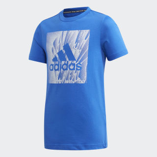 Must Haves Box Tee Blue ED7248