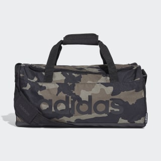 Linear Duffel Small Black / Black / Black FL3655