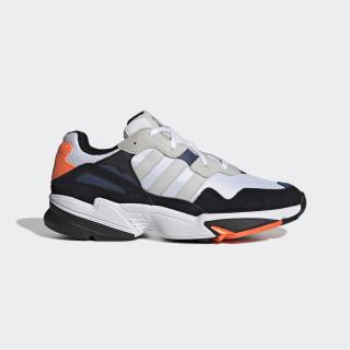 Yung-96 Shoes Cloud White / Grey One / Solar Orange EG2862