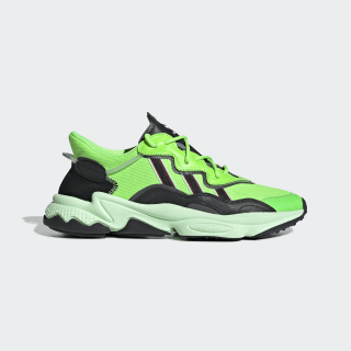 Chaussure OZWEEGO Solar Green / Core Black / Glow Green EE7008
