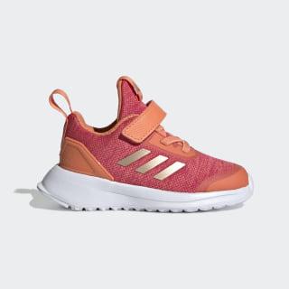 RapidaRun X Shoes Semi Coral / Copper Metalic / Real Magenta G27465