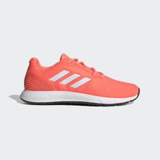 Sooraj Shoes Signal Coral / Cloud White / Core Black EG4004