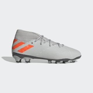 Nemeziz 19.3 MG Fußballschuh Grey Two / Solar Orange / Chalk White EF8861
