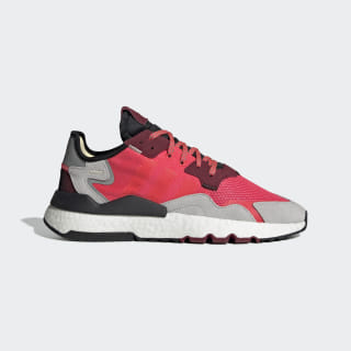 Nite Jogger Shoes Shock Red / Shock Red / Grey Two EE5883