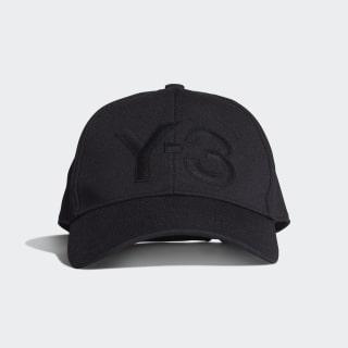 Y-3 Logo Cap Black DY9346