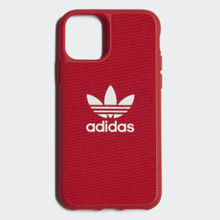 Adicolor Molded Snap Case iPhone 11 Pro Scarlet / White EV7852