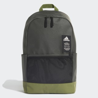 Classic Urban Backpack Legend Earth / Tech Olive / Black DZ8250
