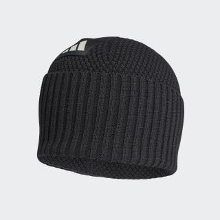 Bonnet adidas Athletics Pack Woolie Black / Black / Linen DZ8933
