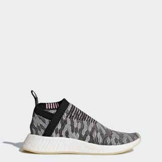 NMD_CS2 Primeknit Shoes Core Black / Core Black / Wonder Pink BY9312