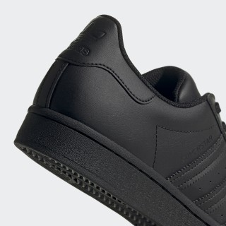 adidas superstar shoes all black