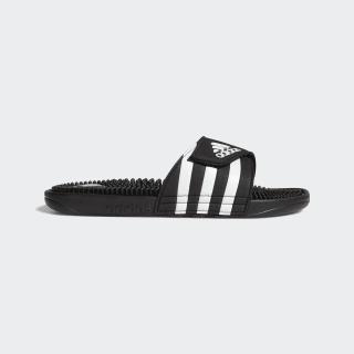 Adissage Slides Black/Footwear White 078260