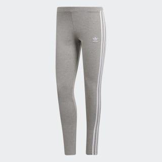 3-Streifen Leggings Medium Grey Heather CY4761