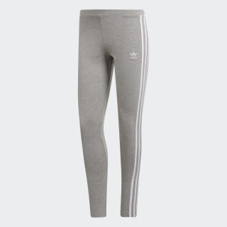 3-Stripes Leggings Medium Grey Heather CY4761