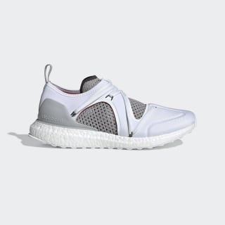 Ultraboost Shoes Pearl Grey / Rust Red-Smc / White EE9320