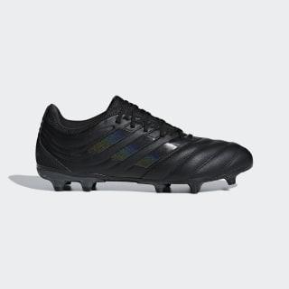 Calzado de fútbol Copa 19.3 Terreno Firme Core Black / Core Black / Grey Six BC0553