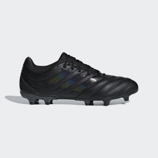 Chuteiras de Campo Copa 19.3 Core Black / Core Black / Grey Six BC0553