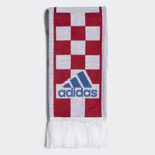 Шарф Хорватия white / team power red / dark marine FJ0988