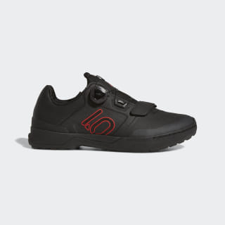 Five Ten Kestrel Pro Boa Mountainbiking-Schuh Core Black / Red / Grey Six BC0635