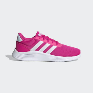 Lite Racer 2.0 Shoes Shock Pink / Cloud White / Sky Tint EH2563