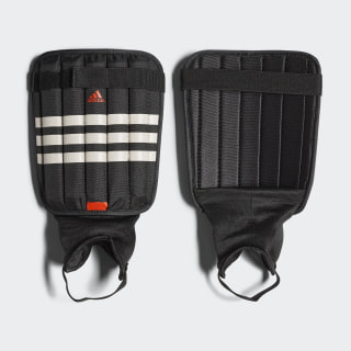 Protège-tibias Evertomic Black/White/Solar Red AP7029