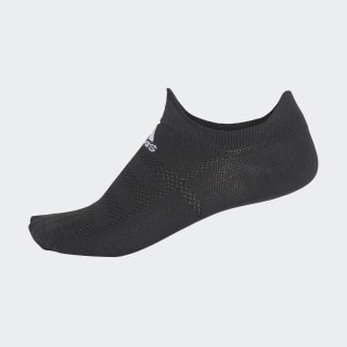 Meias Invisíveis Alphaskin Ultralight Black / White CG2678