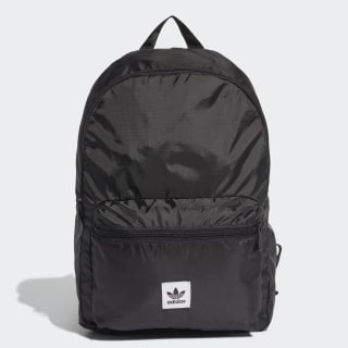Mochila Packable black/collegiate royal ED8013