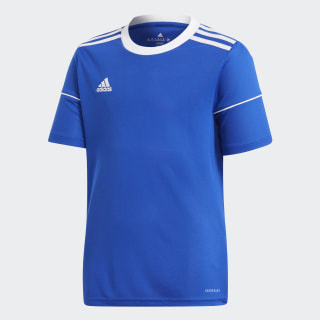 Maillot Squadra 17 Bold Blue / White S99151