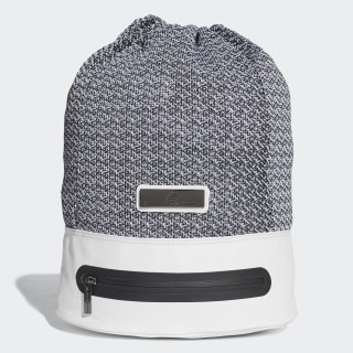 Knit Backpack White / Gunmetal / Gunmetal CE0346