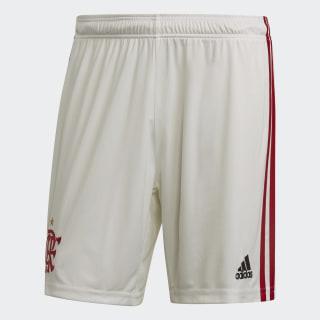 Shorts CR Flamengo 1 core white/scarlet DW3916