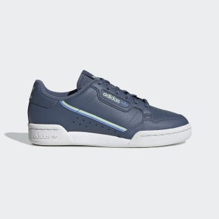 Tenis Continental 80 Tech Ink / Real Blue / Glow Green EE6414