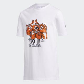 Lil Stripe Team T-Shirt White FQ2344