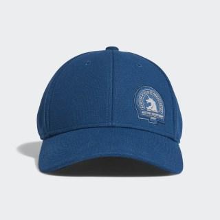 Boston Marathon® Rucker Stretch Fit Hat Blue CL4451