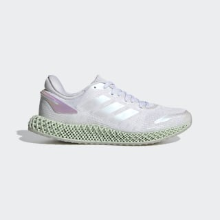 4D Run 1.0 LTD Shoes Cloud White / Cloud White / Cloud White FW1229