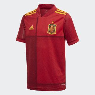 Spain hjemmebanetrøje Victory Red FI6237