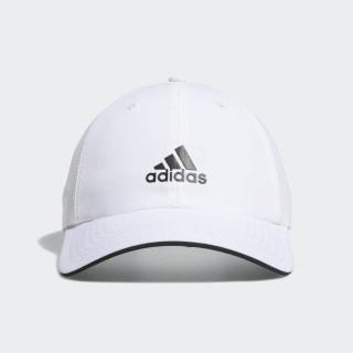 หมวกแก๊ป Relax Performance White CZ1216