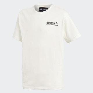 Kaval T-Shirt Cloud White / Black DV2375