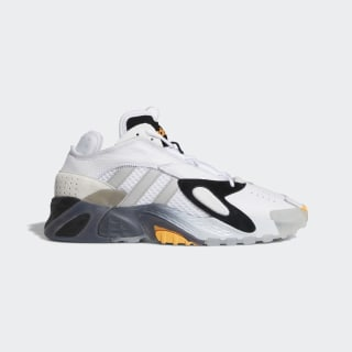 Chaussure Streetball Cloud White / Core Black / Flash Orange EE4960