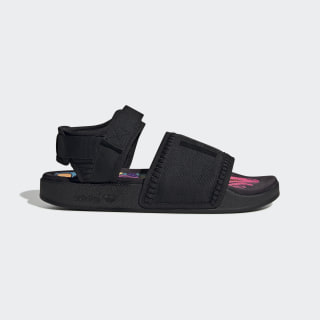 Pharrell Williams Adilette 2.0 Sandals Core Black / Core Black / Core Black EG7824