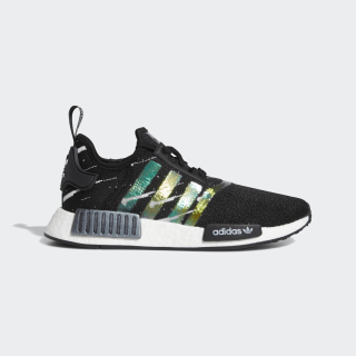 NMD_R1 Shoes Core Black / Core Black / Cloud White FW3331