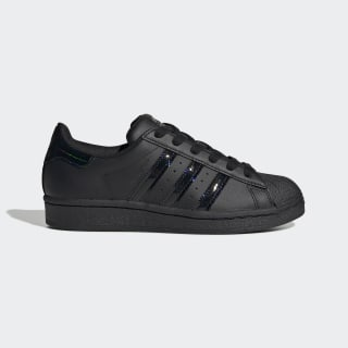 Superstar Shoes Core Black / Core Black / Core Black FV3140