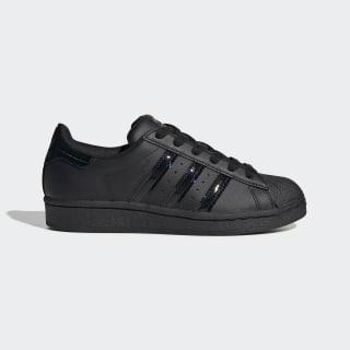 Superstar Shoes Core Black / Core Black / Core Black FV3140