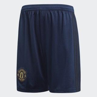 Manchester United tredjeshorts Collegiate Navy / Night Navy / Matte Gold DQ0095
