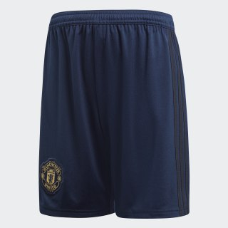 Short Third Manchester United Collegiate Navy / Night Navy / Matte Gold DQ0095