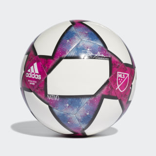 Ballon MLS Capitano White / Black DN8694
