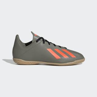 X 19.4 Indoor Shoes Legacy Green / Solar Orange / Core Black EF8379