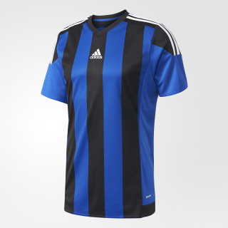 Camiseta Striped 15 BOLD BLUE/BLACK/WHITE S16140