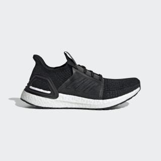 Ultraboost 19 Shoes Core Black / Grey Five / Solar Orange G54014