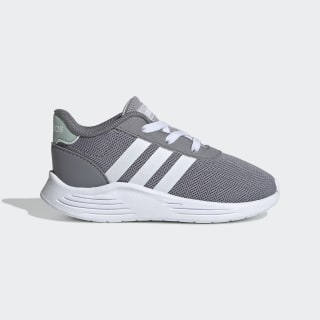 Lite Racer 2.0 Shoes Grey / Cloud White / Green Tint EG6909