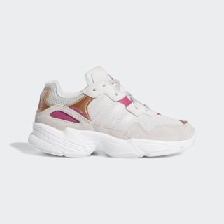 Yung-96 Shoes Grey / Orchid Tint / True Pink EE4356